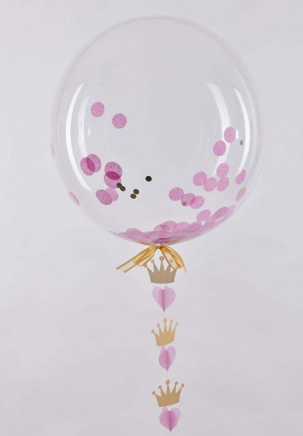 Princess Bubble Balloon