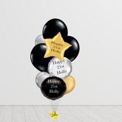 Glamour Banging Bunch Balloons