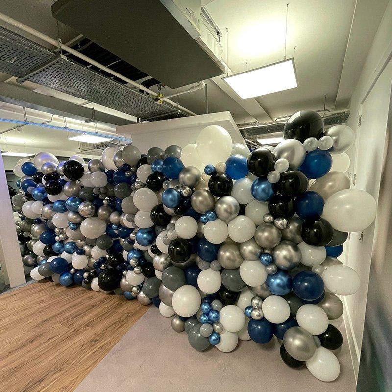 balloon screen organic for parties